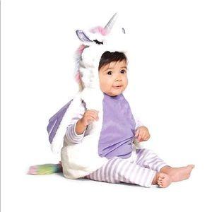 Hyde And Eek Infant Unicorn Costume Size 6-12M